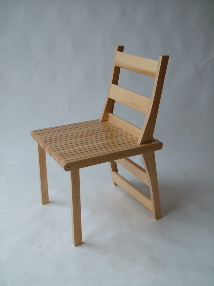 Beech chairbench